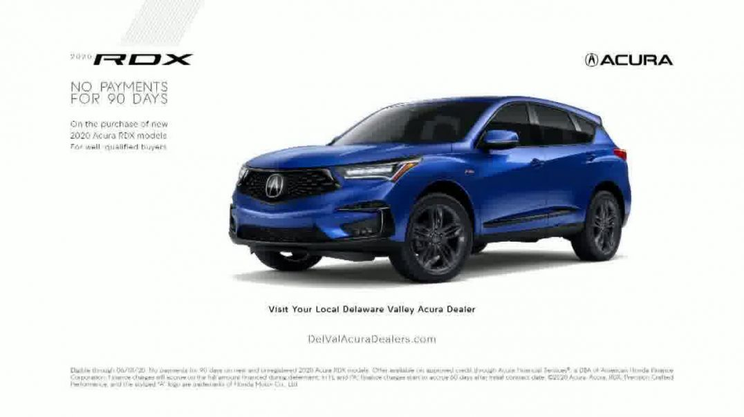 2020 Acura RDX TV Commercial Ad 2020, Less Gravity, More Boost