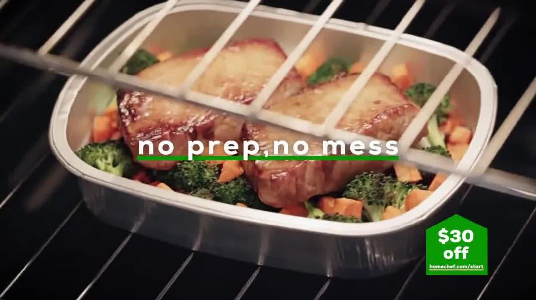 Home Chef TV Commercial Ad 2020, Simple and Delicious- $30 Off