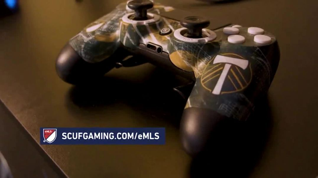 SCUF Gaming TV Commercial Ad 2020, eMLS Custom Controllers