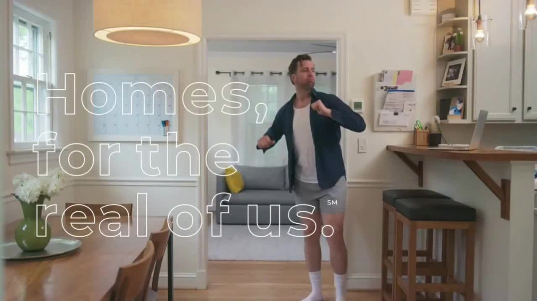 Realtorcom TV Commercial Ad 2020, Real You- Dance Interrupted