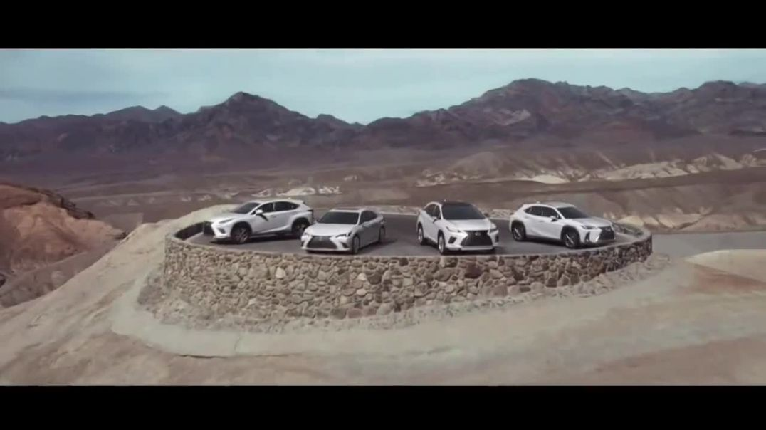 Lexus TV Commercial Ad 2020, The Road Ahead