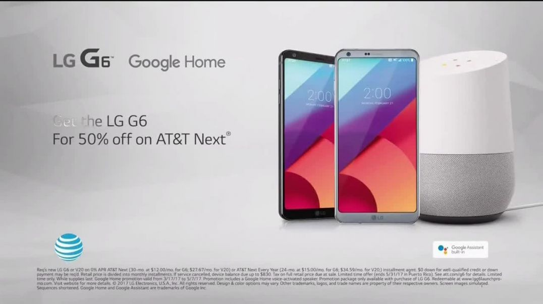 LG G6 TV Commercial Ad 2020, Dynamic- AT&T Next Offer Song by Etta James