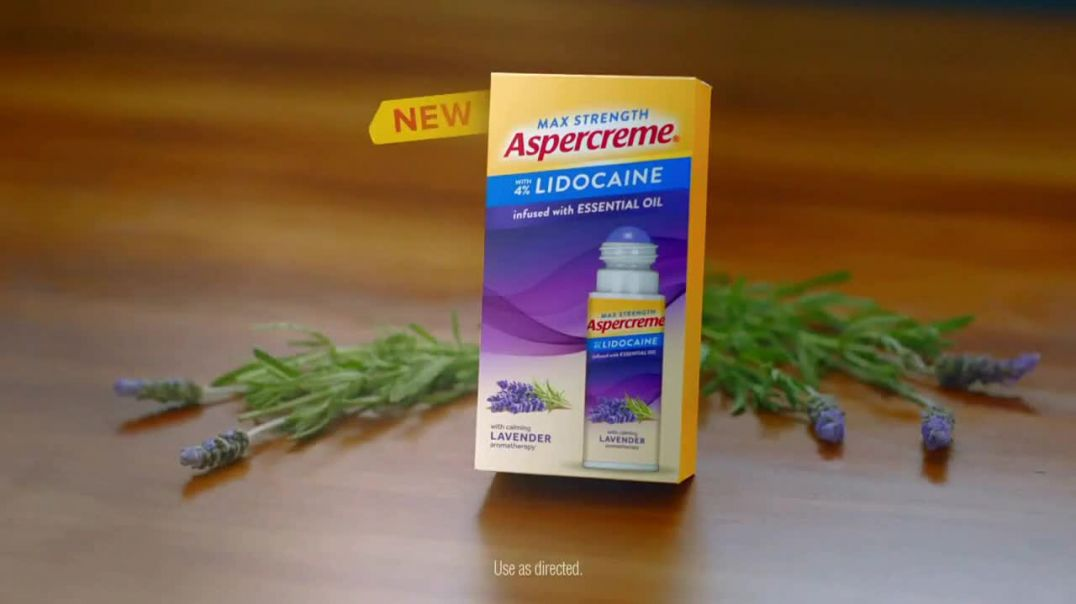 Aspercreme TV Commercial Ad 2020, Doing What We Love- Lavender Song by Nazareth
