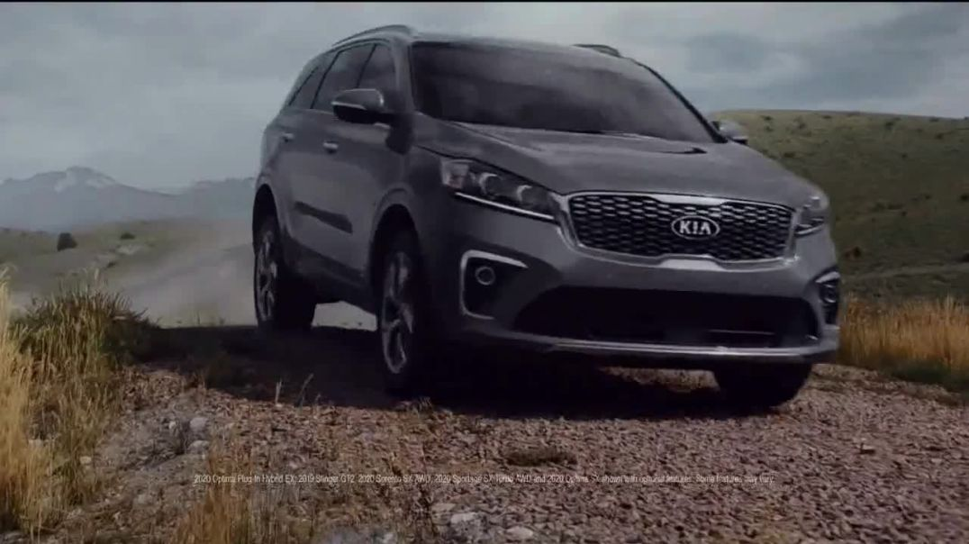 Kia Accelerate the Good Program TV Commercial Ad 2020, Never Back Down