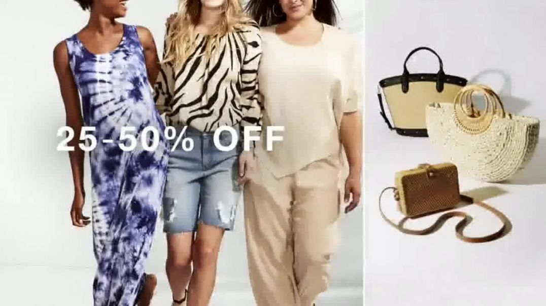 Macys Memorial Day Sale TV Commercial Ad 2020, Fresh Summer Styles- 25-50 Percent- Kids and Baby, BO