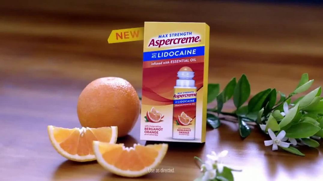 Aspercreme TV Commercial Ad 2020, Doing What We Love Song by Nazareth
