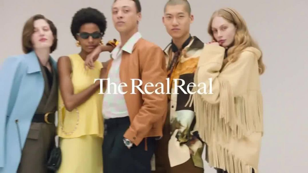 The RealReal TV Commercial Ad 2020, Shop Luxury the Sustainable Way