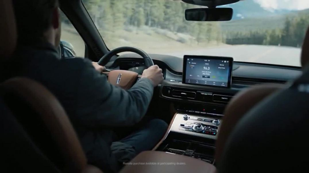 Lincoln Motor Company TV Commercial Ad 2020, What We Do Best- Virtual Vehicle Touring