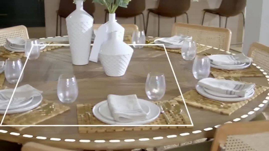 Wayfair TV Commercial Ad 2020, HGTV- Property Brothers- Forever Home- Dining Area