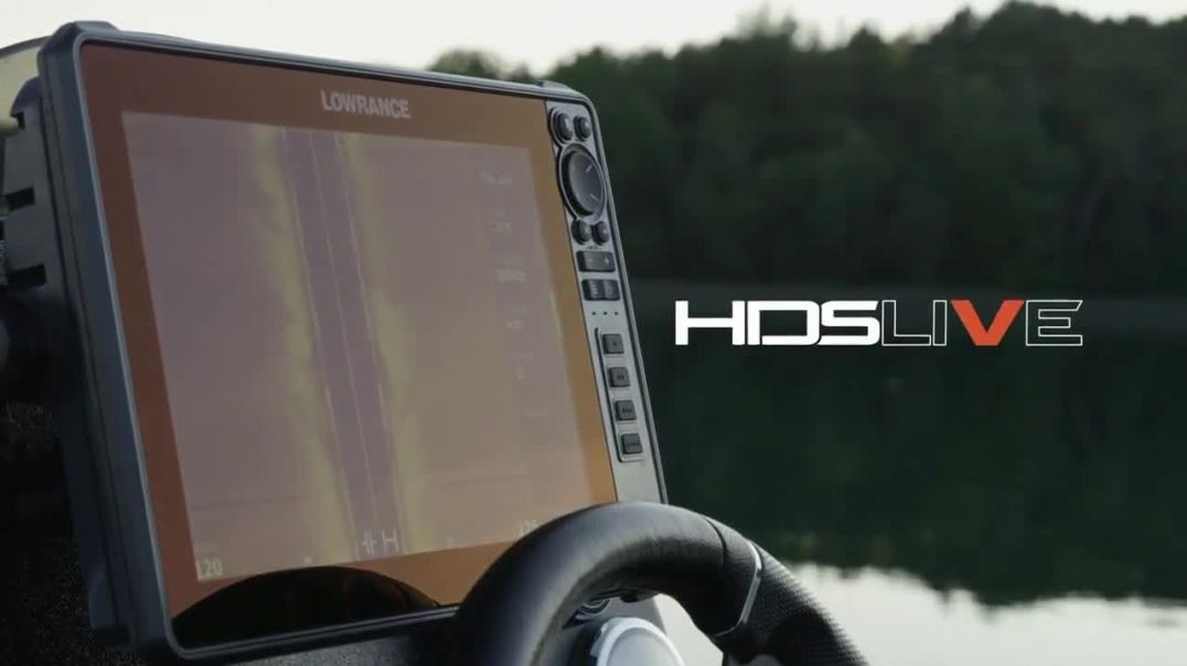 Lowrance HDS Live TV Commercial Ad 2020, Introducing- Ultimate Fishing System