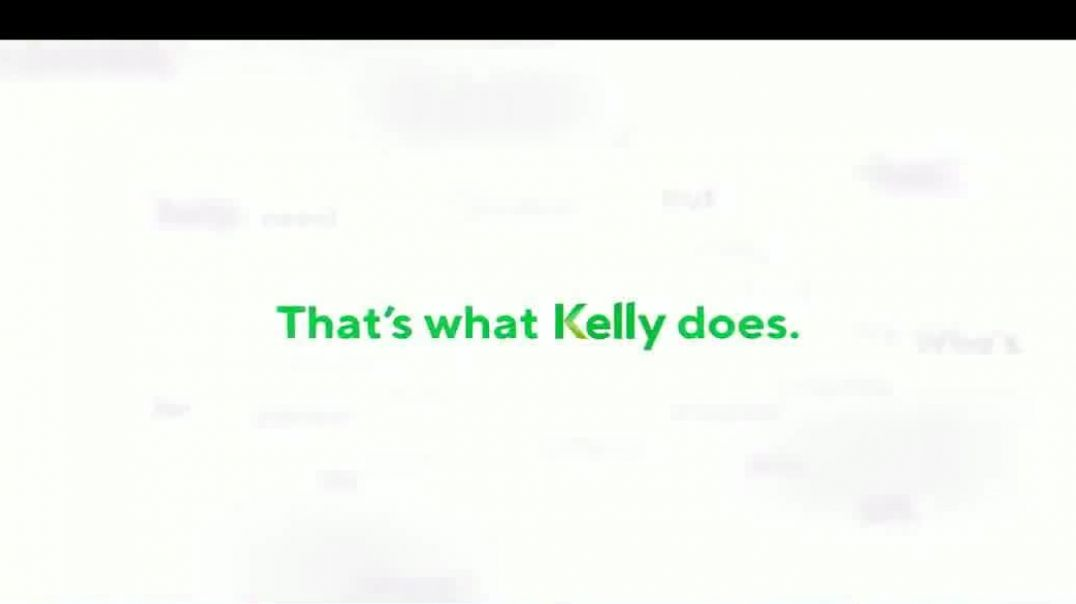 Kelly Services TV Commercial Ad 2020, Things Have Changed