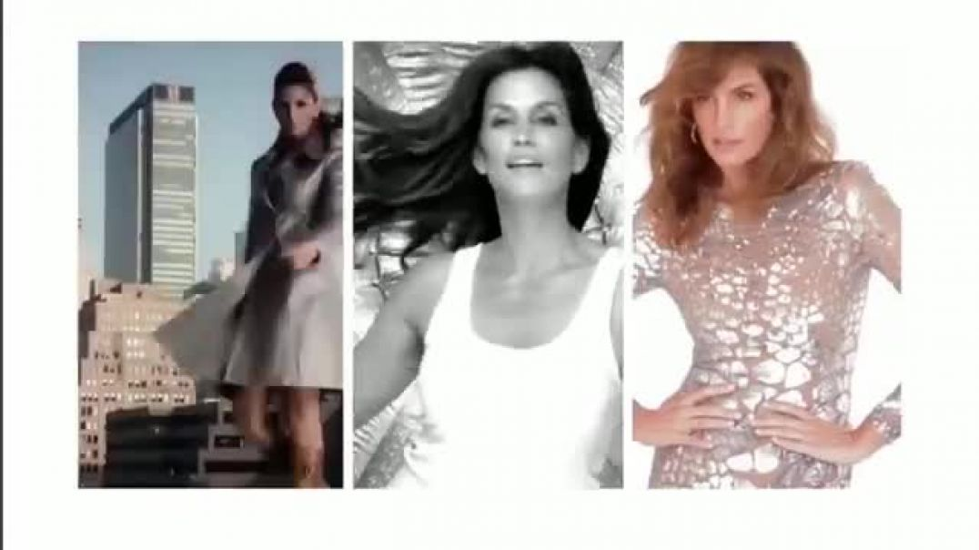 Meaningful Beauty TV Commercial Ad 2020, Pop Up Event Featuring Cindy Crawford