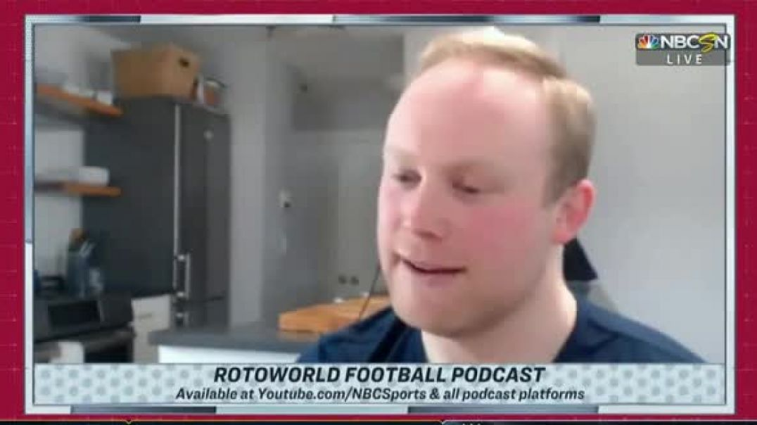 Rotoworld Football Podcast TV Commercial Ad 2020, Worth It