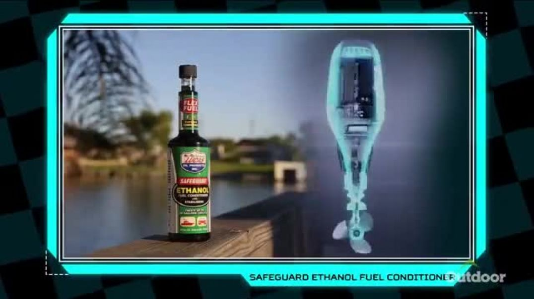 Lucas Marine Products Safeguard Ethanol Fuel Conditioner TV Commercial Ad 2020, Favorite Featuring M