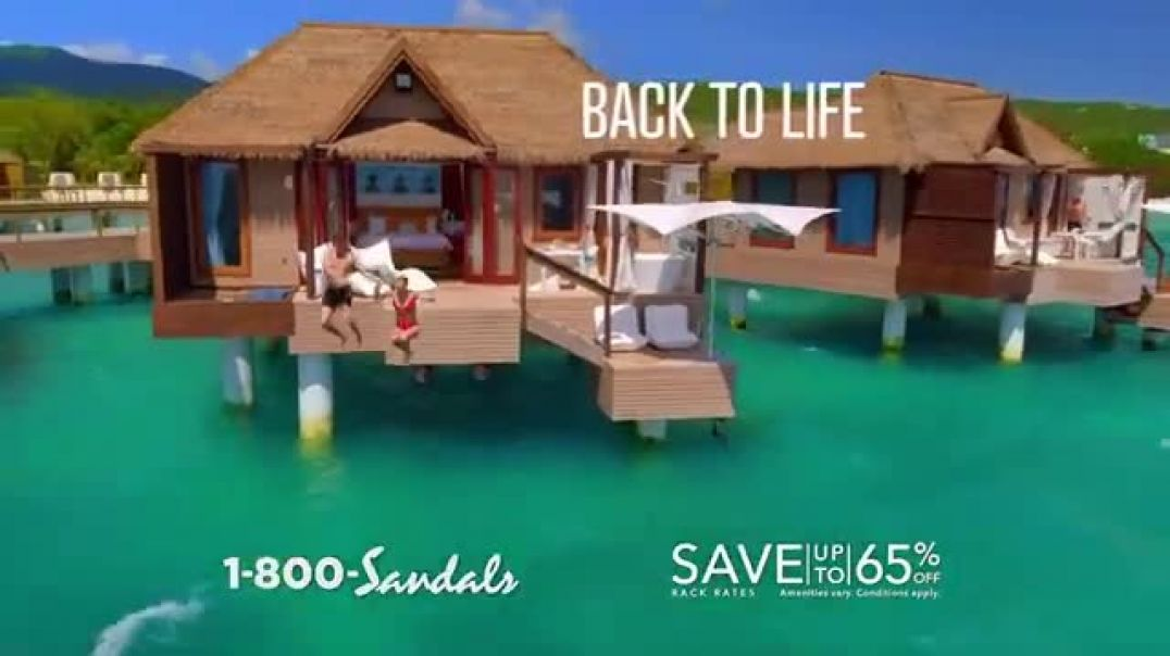 Sandals Resorts TV Commercial Ad 2020, Dont Worry About a Thing Song by Bob Marley