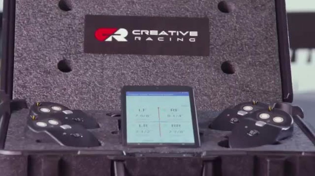 Creative Racing Chassis Height Measuring System TV Commercial Ad 2020, Exciting Discovery Featuring