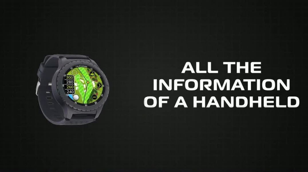 Sky Caddie LX5 TV Commercial Ad 2020, Redefining How a Golf Watch Should Work