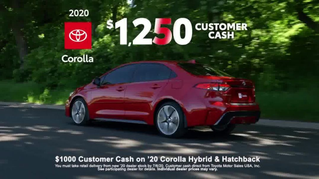 2020 Toyota Corolla TV Commercial Ad 2020, Trust Toyota Song by Vance Joy
