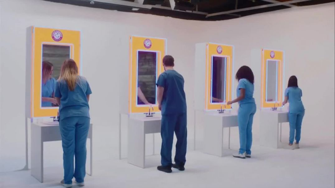 Arm & Hammer Complete Care TV Commercial Ad 2020, Dental Students Under the Black Light