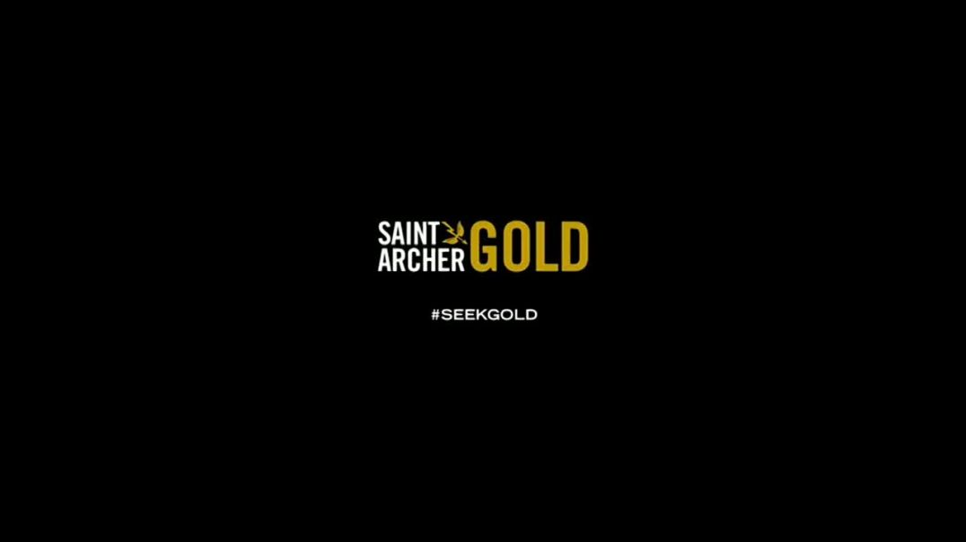 Saint Archer TV Commercial Ad 2020, Seek Gold Featuring Donta Hill