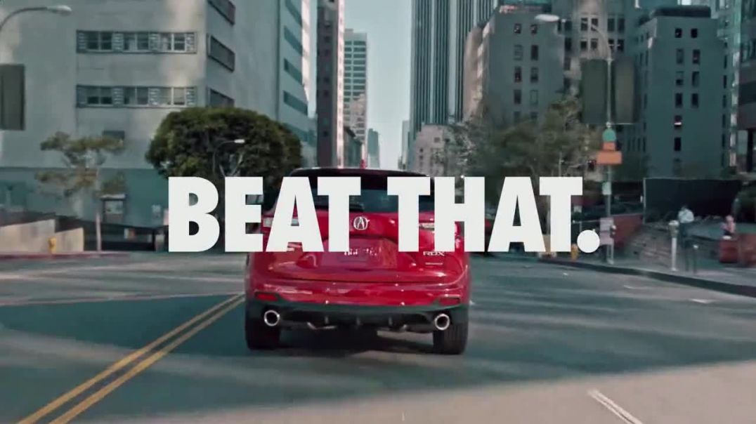 Acura TV Commercial Ad 2020, Keep Up If You Can Song by Grace Mesa
