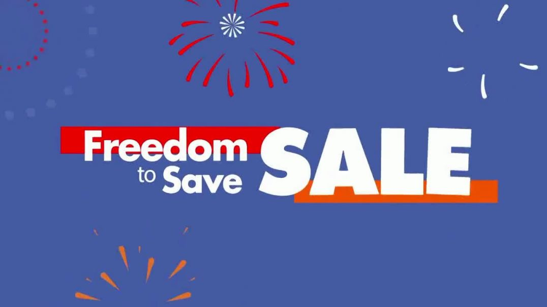 Big Lots Freedom to Save Sale TV Commercial Ad 2020, P&G Products