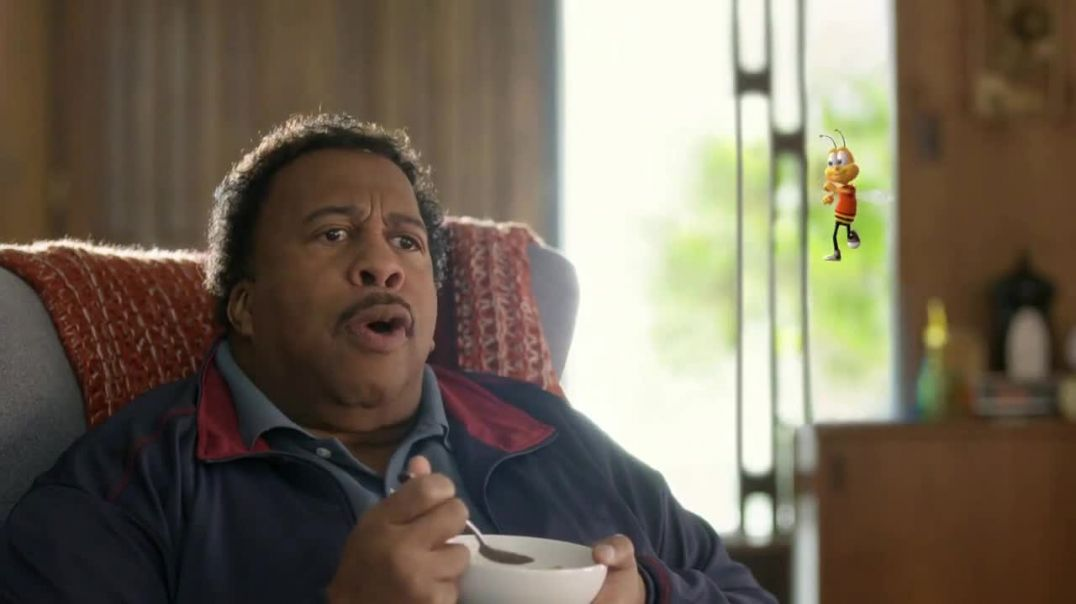 Honey Nut Cheerios TV Commercial Ad 2020, House Visit Featuring Leslie David Baker
