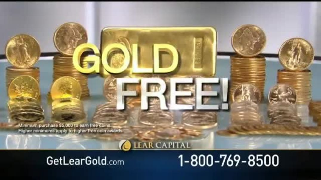 Lear Capital TV Commercial Ad 2020, Amazing Offer Gold