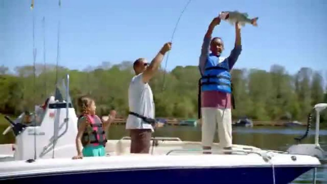 Recreational Boating and Fishing Foundation TV Commercial Ad 2020, Get on Board