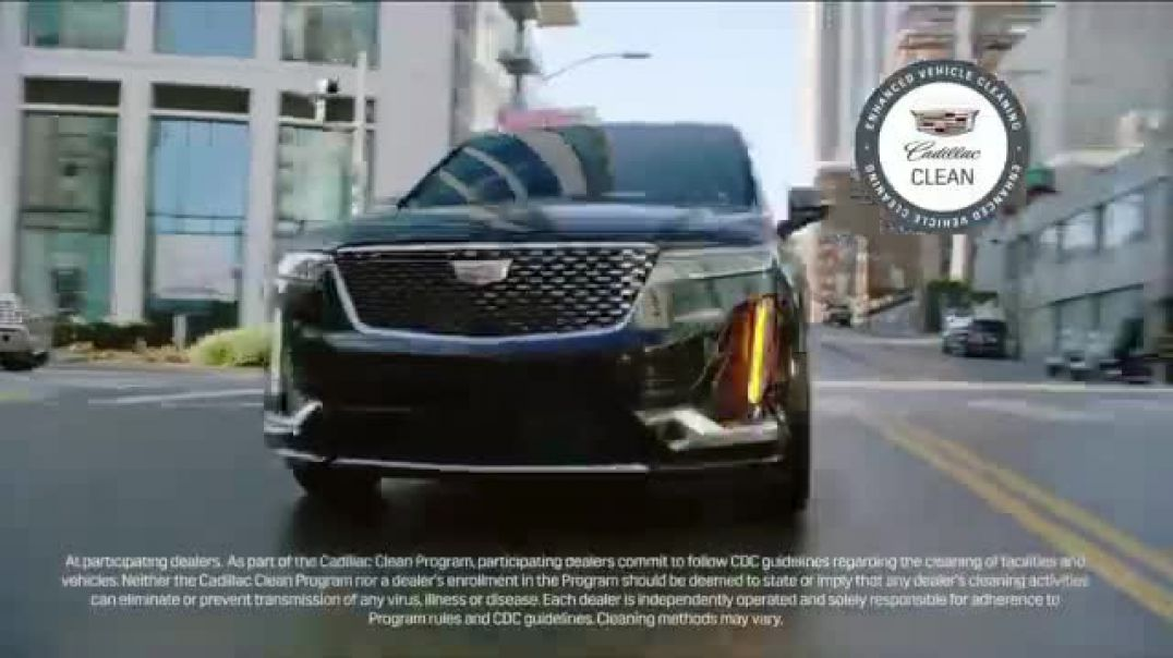 Cadillac TV Commercial Ad 2020, Summers Here Cadillac Clean Song by DJ Shadow, Run the Jewels