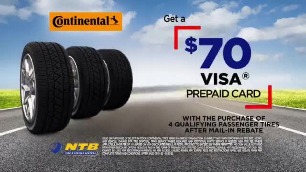 National Tire & Battery NTB TV Commercial Ad 2020, Gearing Up Tire Installation