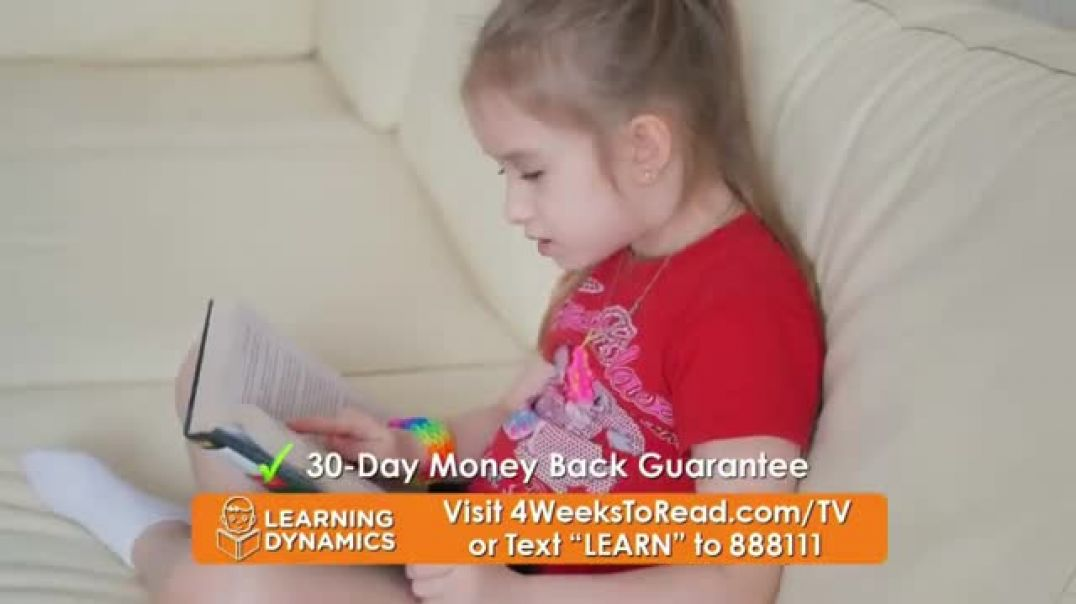 4 Weeks to Read TV Commercial Ad 2020, The Summer Slide 30 Percent Off
