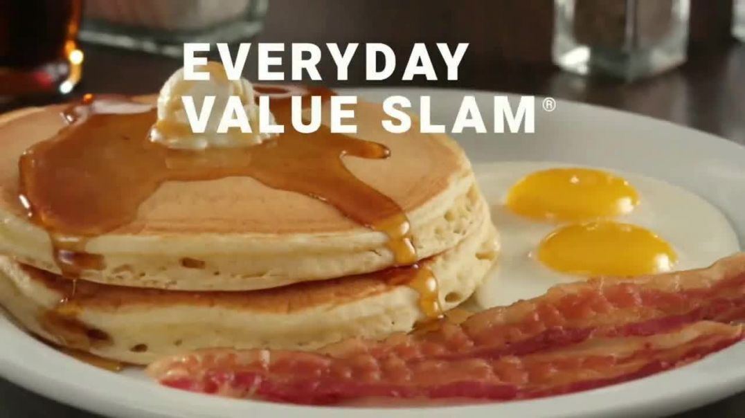Dennys Limited Edition $2468 Value Menu TV Commercial Ad 2020, Low Prices