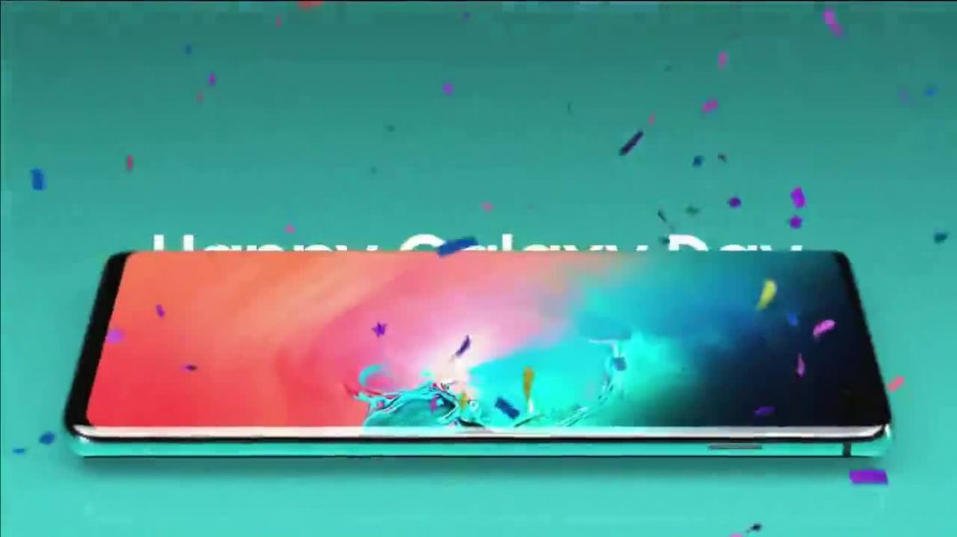 Samsung Galaxy S10e TV Commercial Ad 2020, Happy Galaxy Day- Buy One Get One