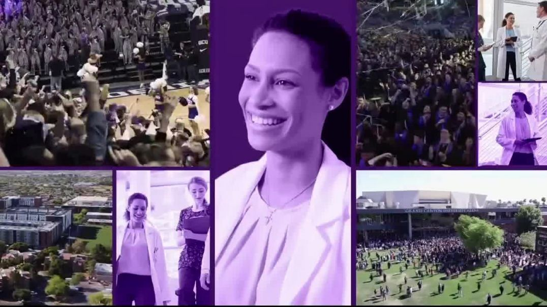 Grand Canyon University TV Commercial Ad 2020, Make a Difference in Healthcare