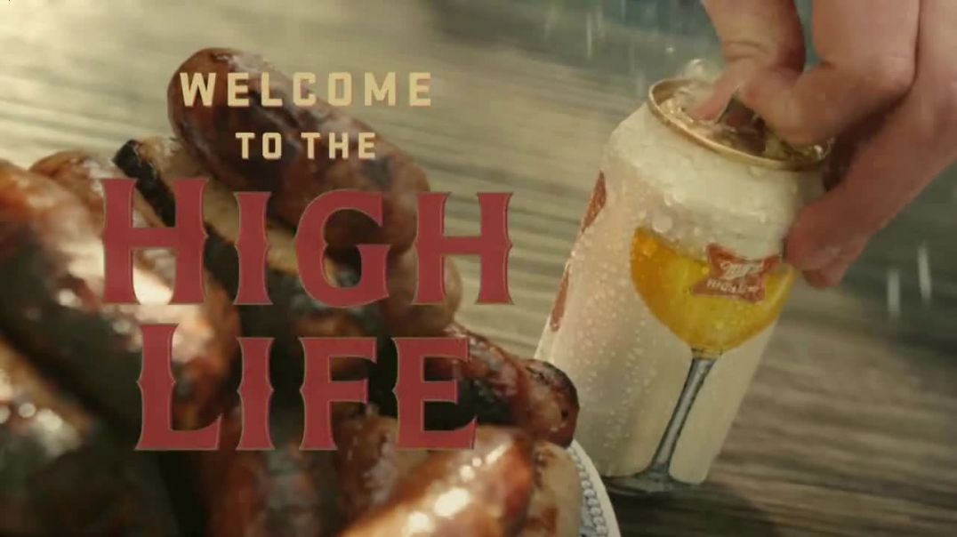 Miller High Life TV Commercial Ad 2020, Andouille Master