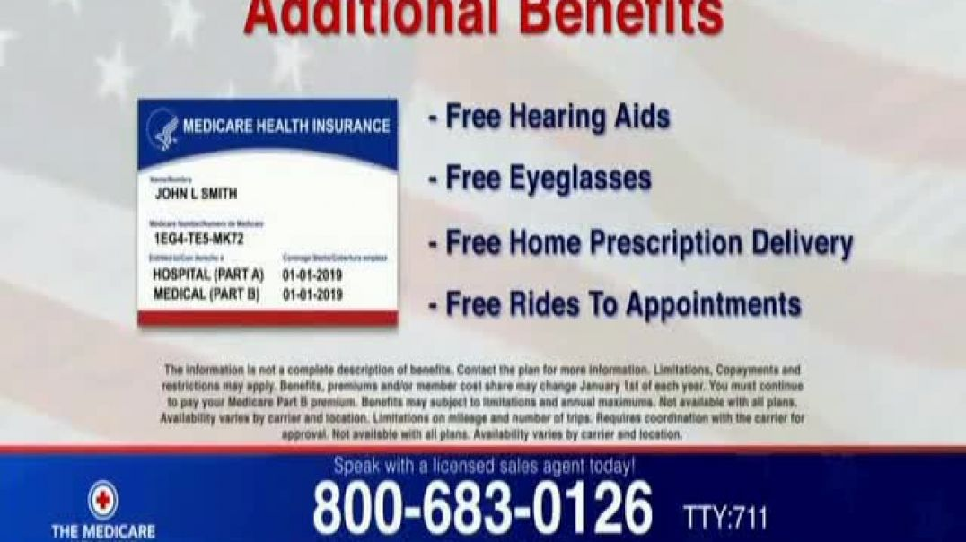 The Medicare Helpline TV Commercial Ad 2020, Attention, Anyone on Medicare Featuring Mike Ditkav