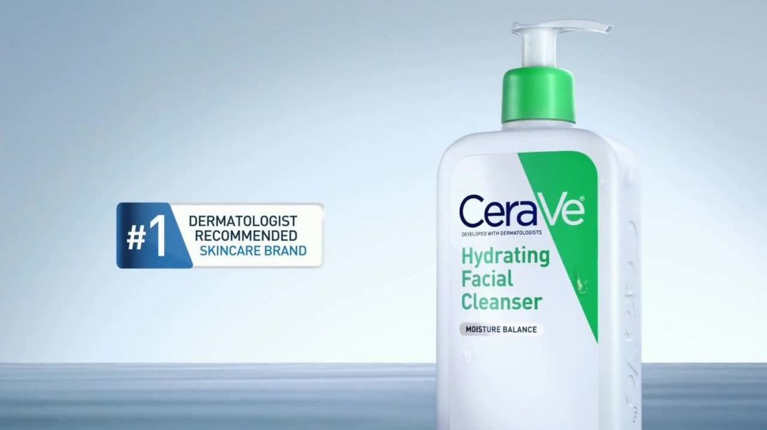 CeraVe Hydrating Facial Cleanser TV Commercial Ad 2020, Craving a Balanced Clean