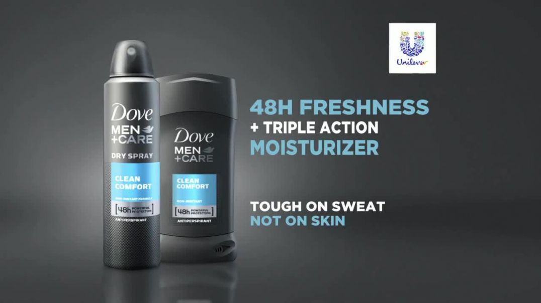 Dove Men+Care Clean Comfort TV Commercial Ad 2020, Mike