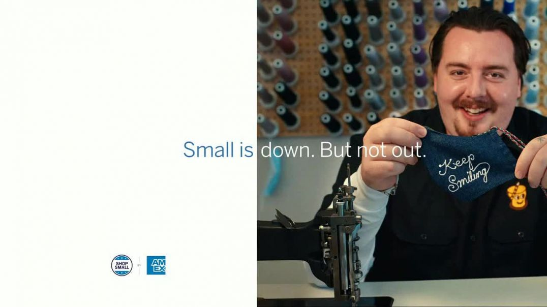 American Express TV Commercial Ad 2020, Small Isv