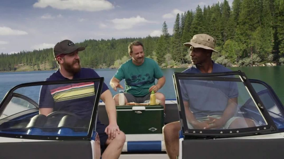 GEICO Boat Insurance TV Commercial Ad 2020, Hair