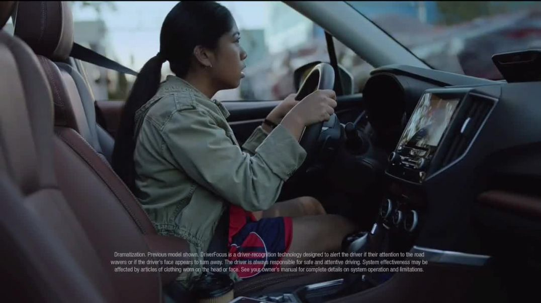 2019 Subaru Forester TV Commercial Ad 2020, A Parents Imagination