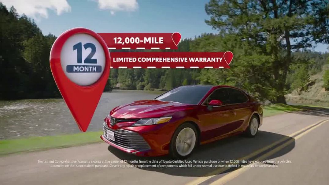 Toyota 4th of July Sales Event TV Commercial Ad 2020, Go Timev