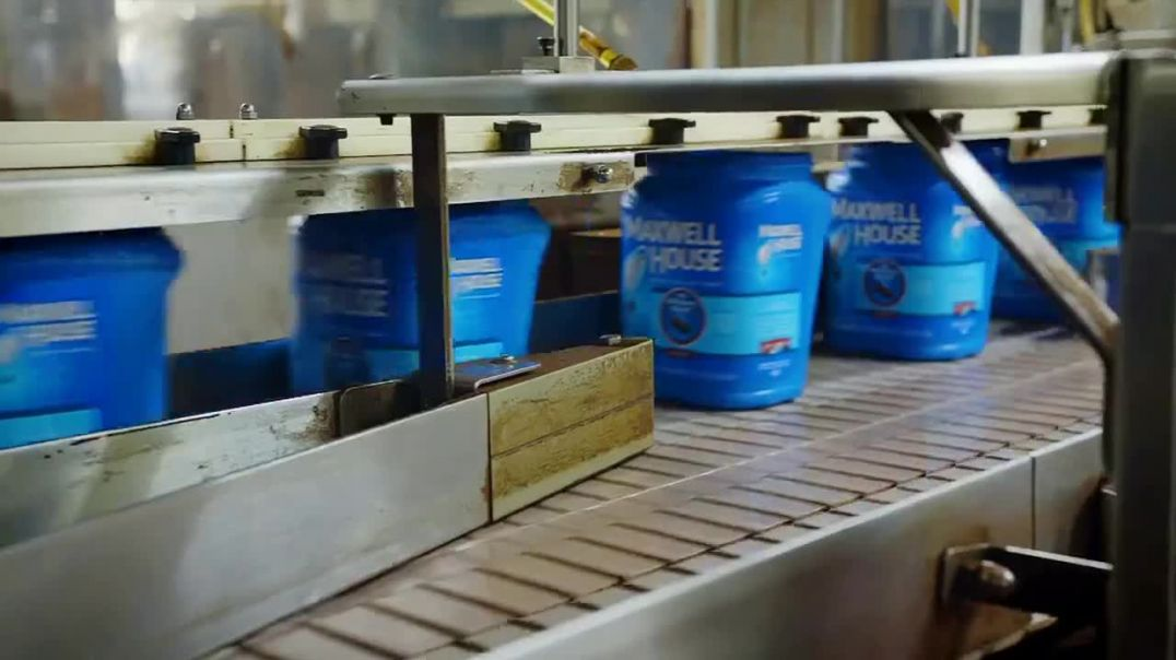 Maxwell House TV Commercial Ad 2020, Jacksonville Factoryv