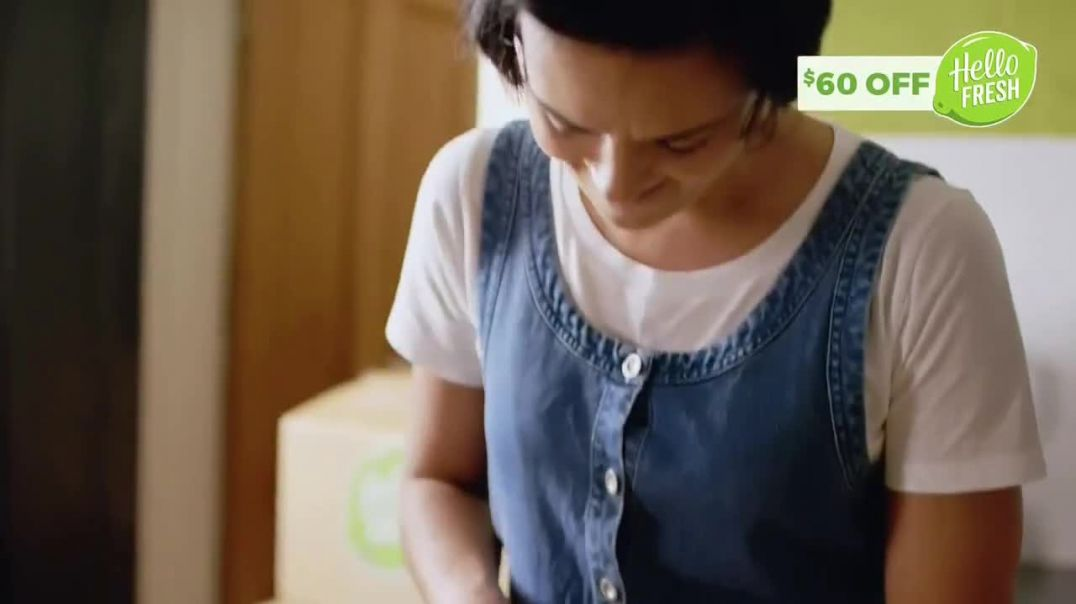 HelloFresh July 4th Flash Sale TV Commercial Ad 2020, Less Kitchen Chaosv