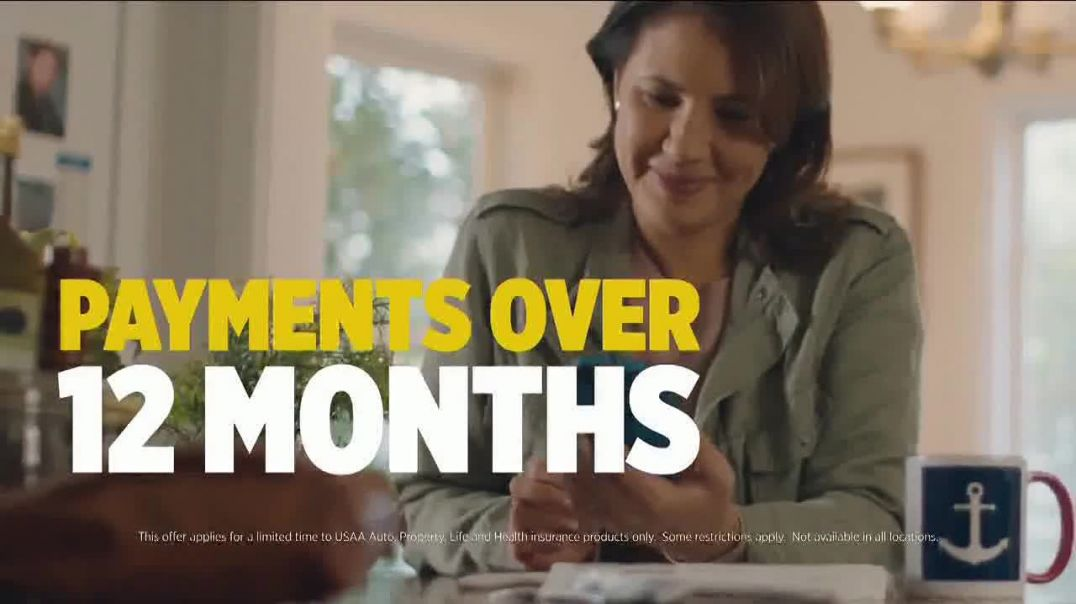 USAA TV Commercial Ad 2020, Made for Whats Next