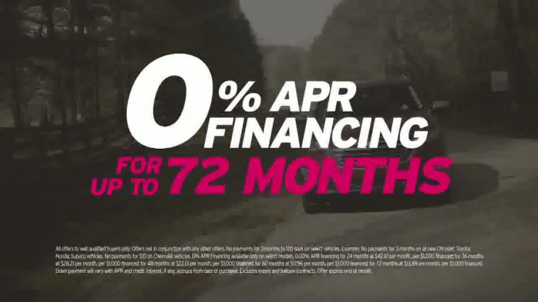 AutoNation July 4th Event TV Commercial Ad 2020, Freedom From Payments