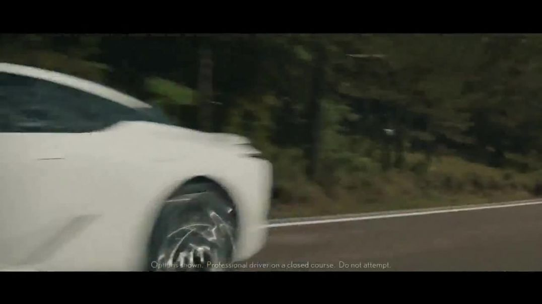 Lexus Golden Opportunity Sales Event TV Commercial Ad 2020, Performance