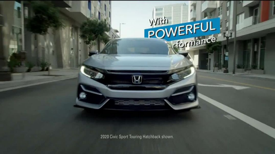 Honda TV Commercial Ad 2020, Enjoy the Open Road- Sedans
