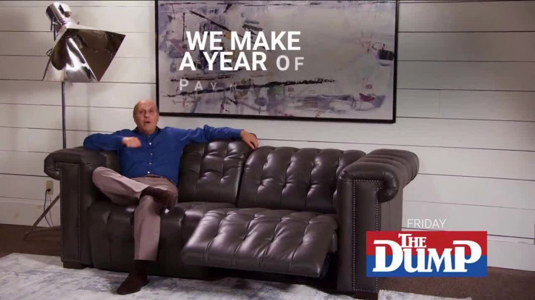 The Dump TV Commercial Ad 2020, 60 Months No Interest, First Year of Payments